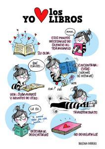 Me gusta esta ilustración de Agustina Guerrero