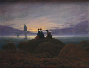 320px-Caspar_David_Friedrich_-_Mondaufgang_am_Meer_-_Google_Art_Project