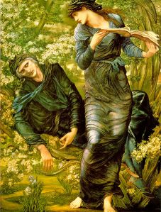 454px-The_Beguiling_of_Merlin_by_Edward_Burne-Jones