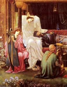 EdwardColeyBurne-Jones-burnejonessiredwardthelastsleepofarthurinavalon