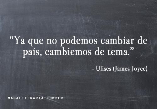 James Joyce El Baúl De Los Libros Asombrosos