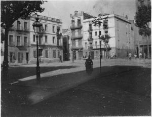1920 La Plaza del DIAMANT