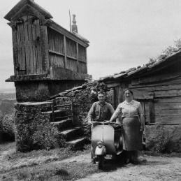 Galicia 1960 by Francesc Catala Roca