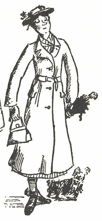 Resultado de imagen de Mary Poppins ilustración
