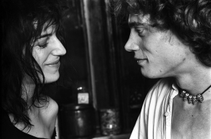 Patti Smith and Robert Mapplethorpe 1969