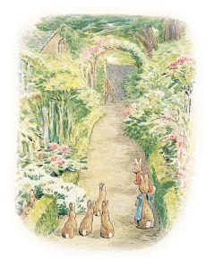 Beatrix Potter-Ilustración