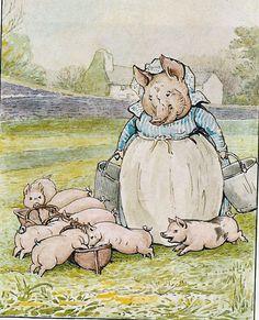 Los cuentos de Beatrix Potter