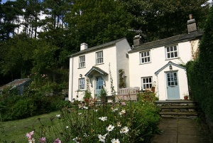 Castle Cottage-Beatrix Potter