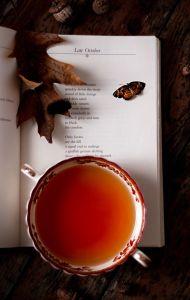 Libros y otoño
