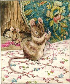 Beatrix Potter ilustraciones