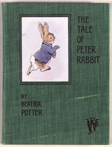 Peter Rabbit-Primera edición