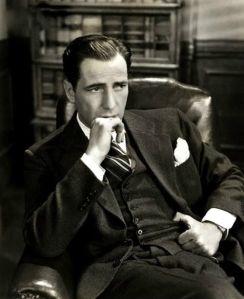 Humphrey Bogart como Philiph Marlowe