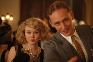 Los Fitzgueralds en la película de Woody Allen, Midnight in Paris