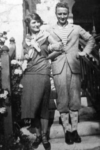 Zelda y F.Scott Fitzgerald
