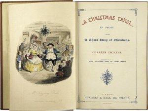 A Christmas Carol-Charles Dickens