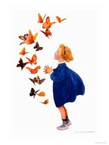 Ilustración Jessie Wilcox Smith