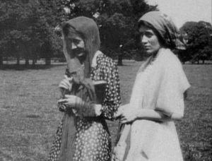 Vanessa Bell & Virginia Woolf