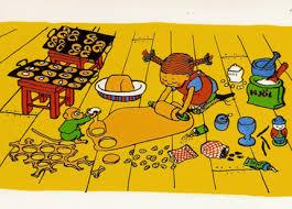 Ilustración de Ingrid vang nyman