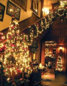 Navidades victorianas