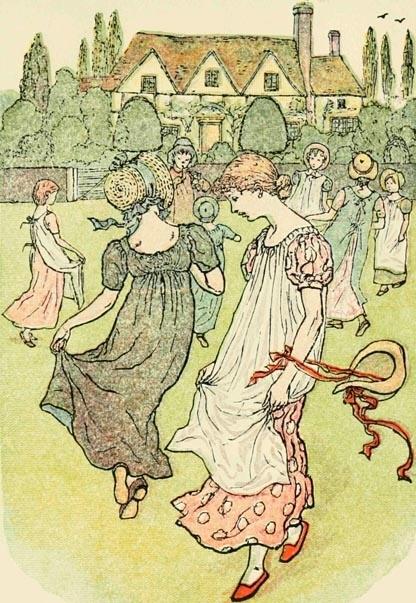 Kate Greenaway : Ilustradora victoriana de libros infantiles