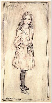 Ilustración Arthur Rackham