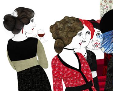 Sara Morante ilustradora maravillosa