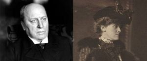 Edith Wharton y Henry James