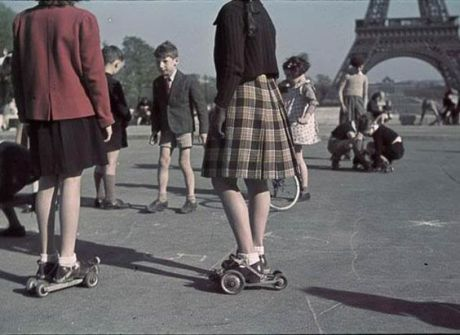Paris 1940 By Andre Zucca