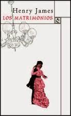 Los matrimonios-Henry James- Editorial Traspiés