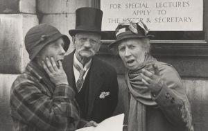 Henri Cartier-Bresson. Coronación del Rey Jorge VI, London. 1937