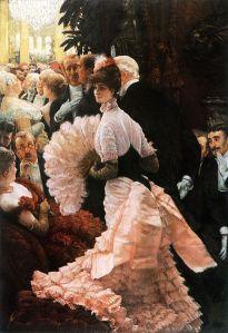A Woman of Ambition- James Tissot
