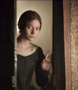 Mia Wasikowska como Jane Eyre