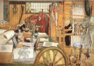 Carl-Larsson-Workshop