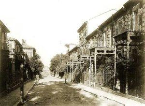 "Barrio de ""La Guindalera""- Calle Castelar 1.900"