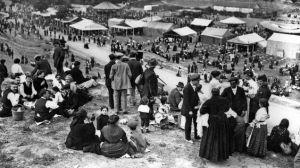 Romería de San Isidro 1913