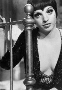 Lizza Minelli en la película Cabaret