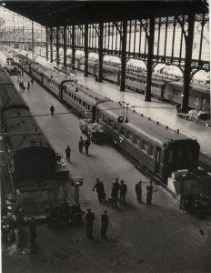 Estación Norte- Príncipe Pío