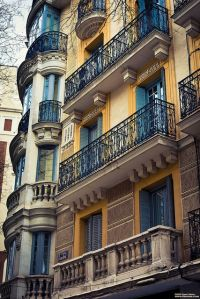 Calle Fuencarral- Madrid