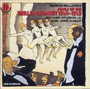 El cabaret alemán en los años 20