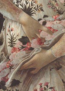 Sandro Botticelli, Primavera (detalle),1.482