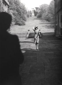 Visiting by Norman Parkinson 1941