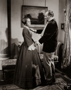 """Escena de la película """"La heredera"""" dirigida por William Wyler"""
