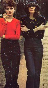 Moda en los años 70