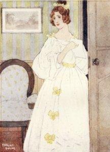 Ilustración de Edmund Dulac