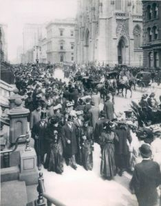 U.S. Fifth Ave., NYC, ca. 1900