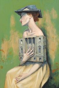 Mansfield Park- Ilustración de Fernando Vicente