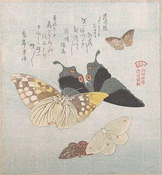 Kubo Shunman (1757–1820)