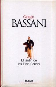 El jardín de los Finzi- Contini Giorgio Bassani