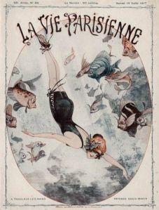 La revista La Vie Parisienne