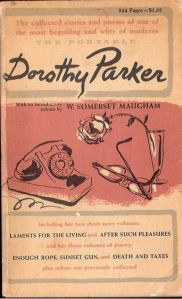 The Portable Dorothy Parker (Penguin Classics Deluxe Edition) by Dorothy Parker